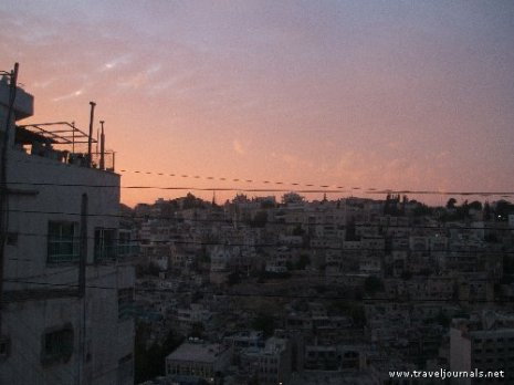76155-the-sunset-over-amman-amman-jordan